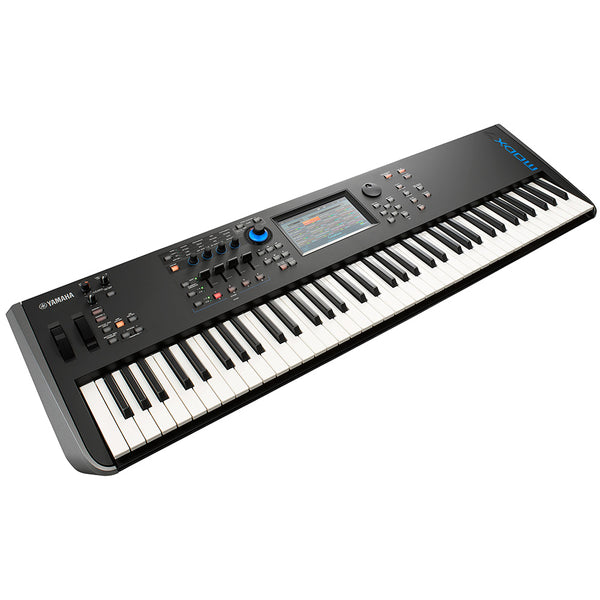 Yamaha MODX7 76-Key Semi-Weighted Keyboard Synthesizer