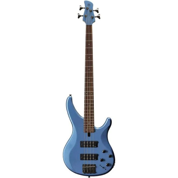 Yamaha TRBX304FTB 4-String Electric Bass Guitar in Factory Blue
