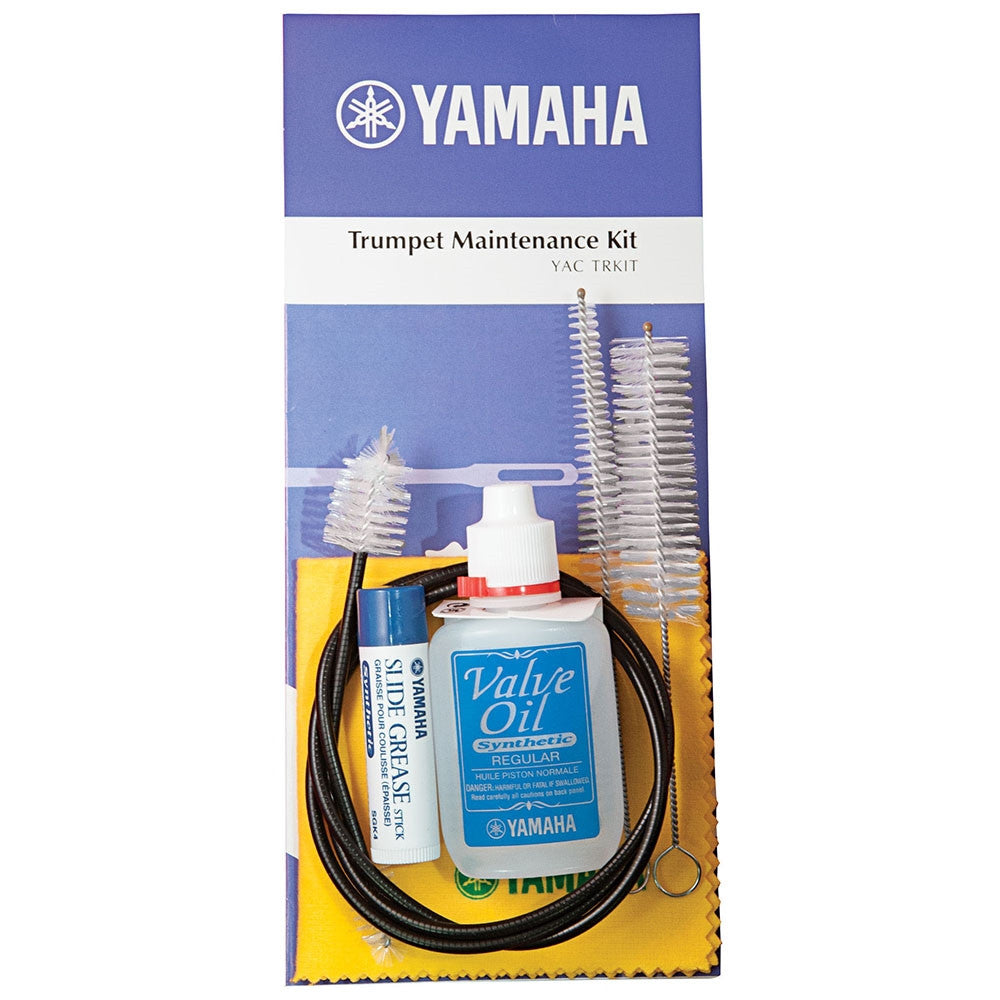 Yamaha Trumpet Maintenance Kit - Ken Stanton Music