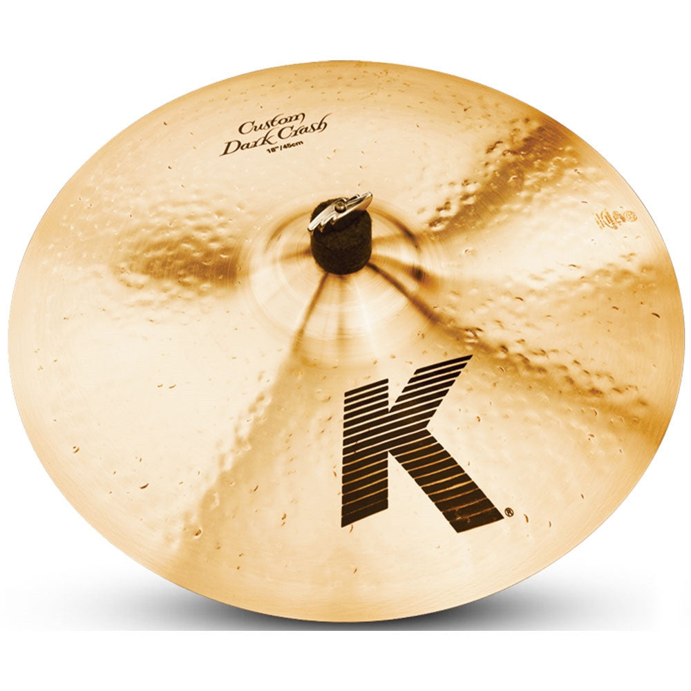 Zildjian K0953 18-Inch K CUSTOM Dark Crash Cymbal