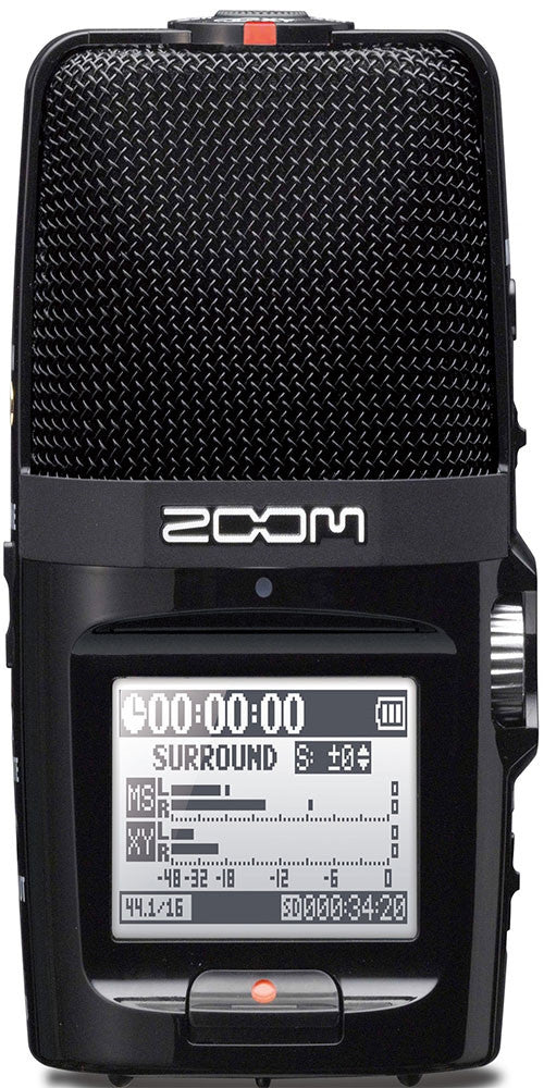 Zoom H2n Handy Recorder and Audio Interface