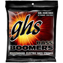 GHS M3045 (45-105) MEDIUM BASS BOOMERS