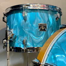 Tama Superstar Classic NEO-MOD 3-Piece Shell Kit in Turquoise Satin Haze