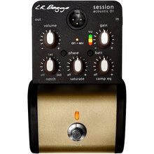 L.R. Baggs Session DI Acoustic Preamp and DI Box
