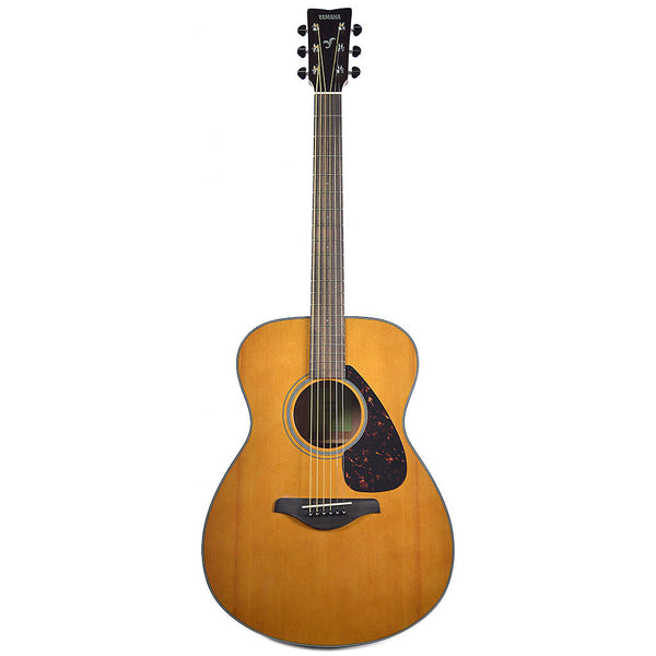 Yamaha Limited Edition AIMM Exclusive FS800T Concert Acoustic Tinted Finish
