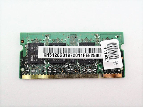 Acer KN.5120G.019 Memory RAM SODIMM 512MB PC2-5300S HYMP564S64CP6-Y5
