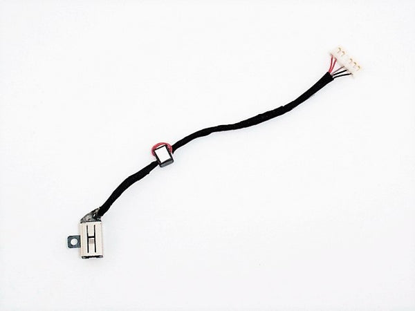 Dell 37KW6 DC Jack Cable Inspiron 17 5755 5758 5759 DC30100TT00 037KW6