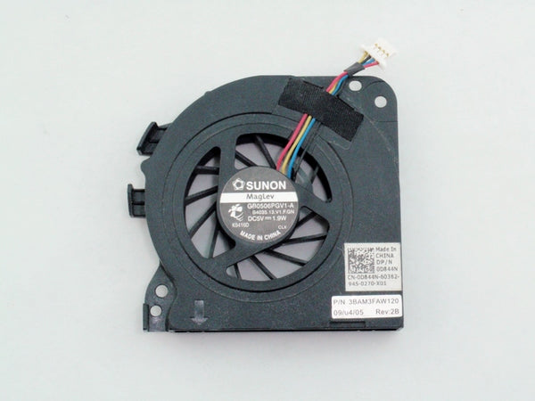 Dell D844N New CPU Cooling Fan Vostro 1220 V1220 GB0506PGV1-A 0D844N