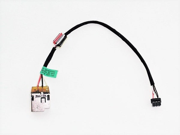 HP 686593-001 DC Jack Cable Envy SleekBook UltraBook 6-1000 698659-SD1