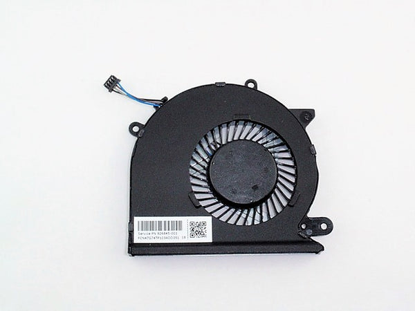 HP 926845-001 CPU Cooling Fan 15-CC 15-CD NS85B00-16K12 0FJJR0000H