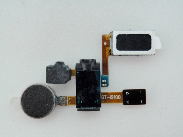 Samsung Galaxy S2 i9100 i9108 Audio Jack Port Vibrator MIC Speaker