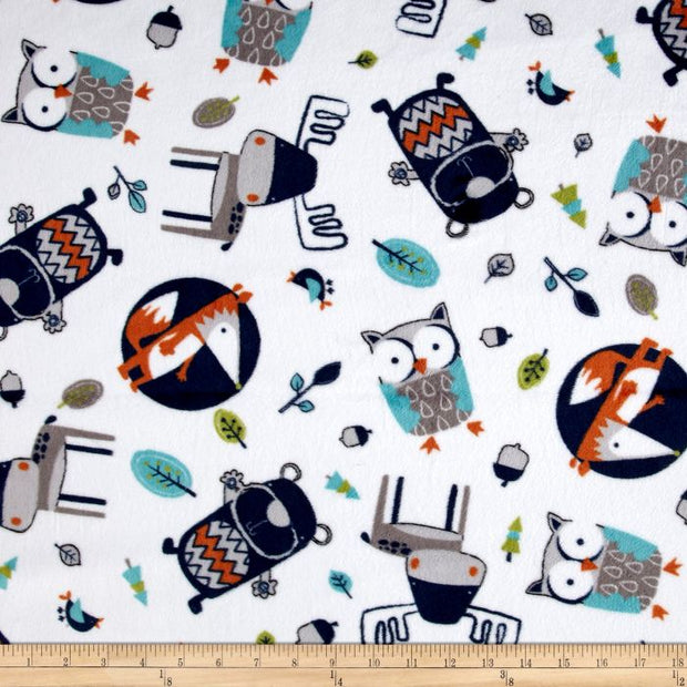 Minky Sleep Sacks - Various Prints