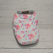 Stretchy Car Seat Cover Designer - Floral