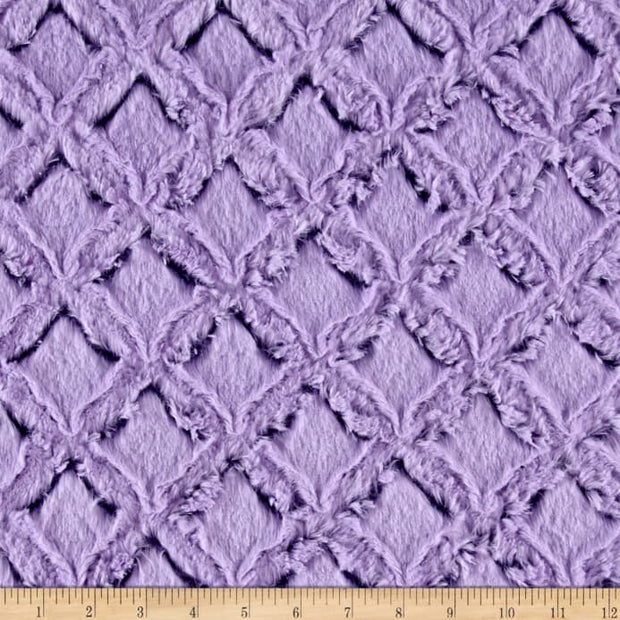 Luxe Frosted Gem Cuddle Minky - 1/2 Yard