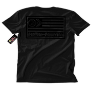 Flag Blackout Tee