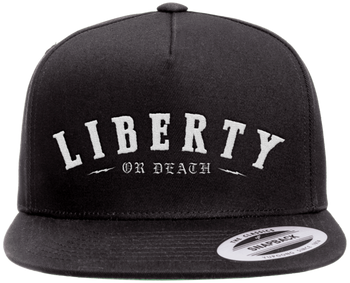Liberty Or Death Snapback