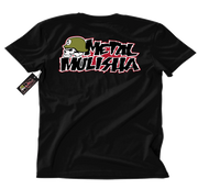 Metal Mulisha OG Block T-Shirt Mens Back Black