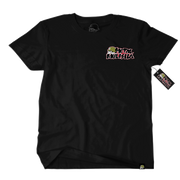 Metal Mulisha OG Block T-Shirt Mens Front Black