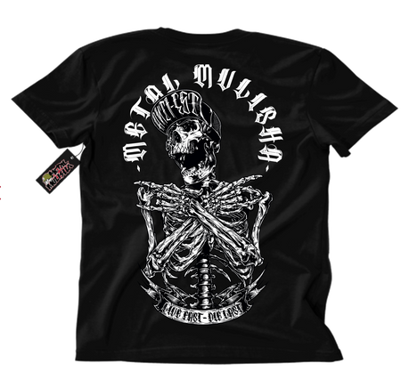 Metal Mulisha Remains T-Shirt Back Suicidal Tendencies