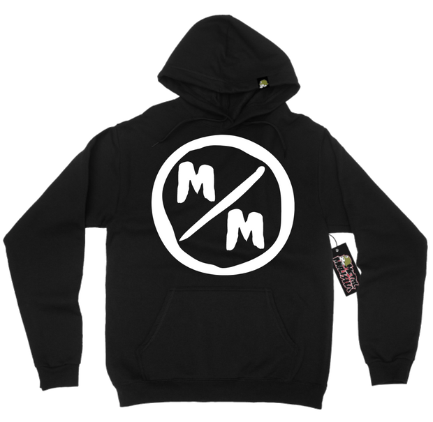 Metal Mulisha Surplus Hoodie Mens Front Black