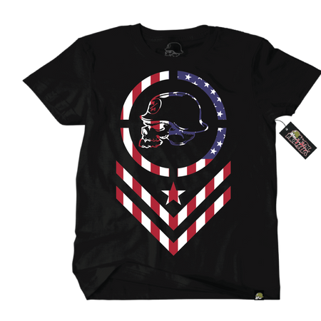USA Chevron Tee