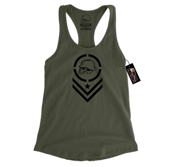 Womens OG Chevron Tank Top