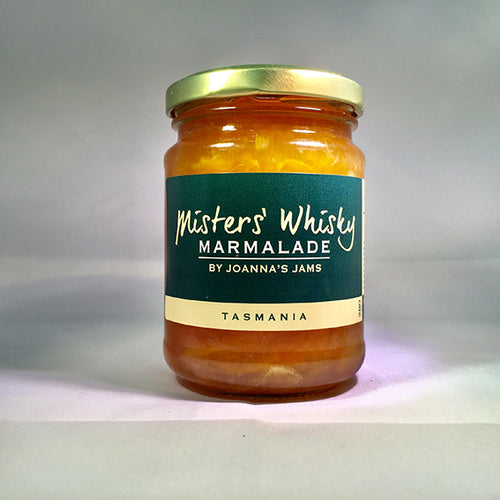 Misters' Whisky Marmalade