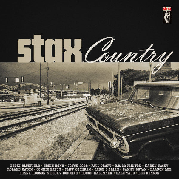 NEW COMPILATION, STAX COUNTRY