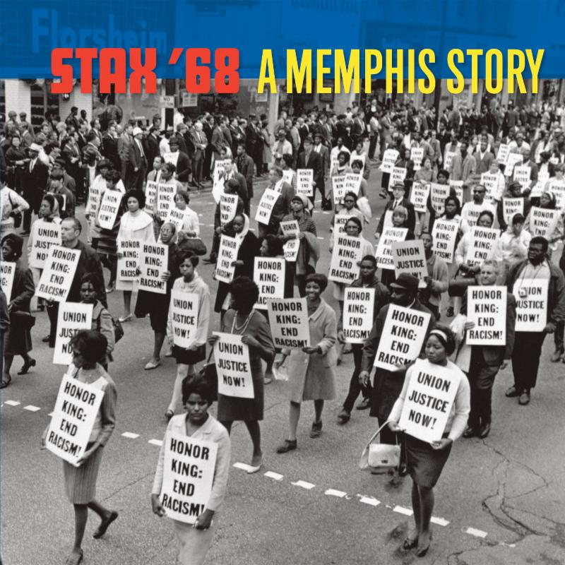 STAX '68: A MEMPHIS STORY DUE OUT OCTOBER 19th
