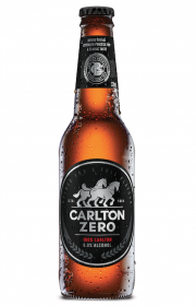 Carlton Zero Stub 330ml x24
