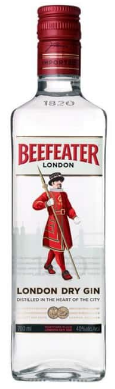 Beefeater London Dry Gin 1 Litre (Imported)