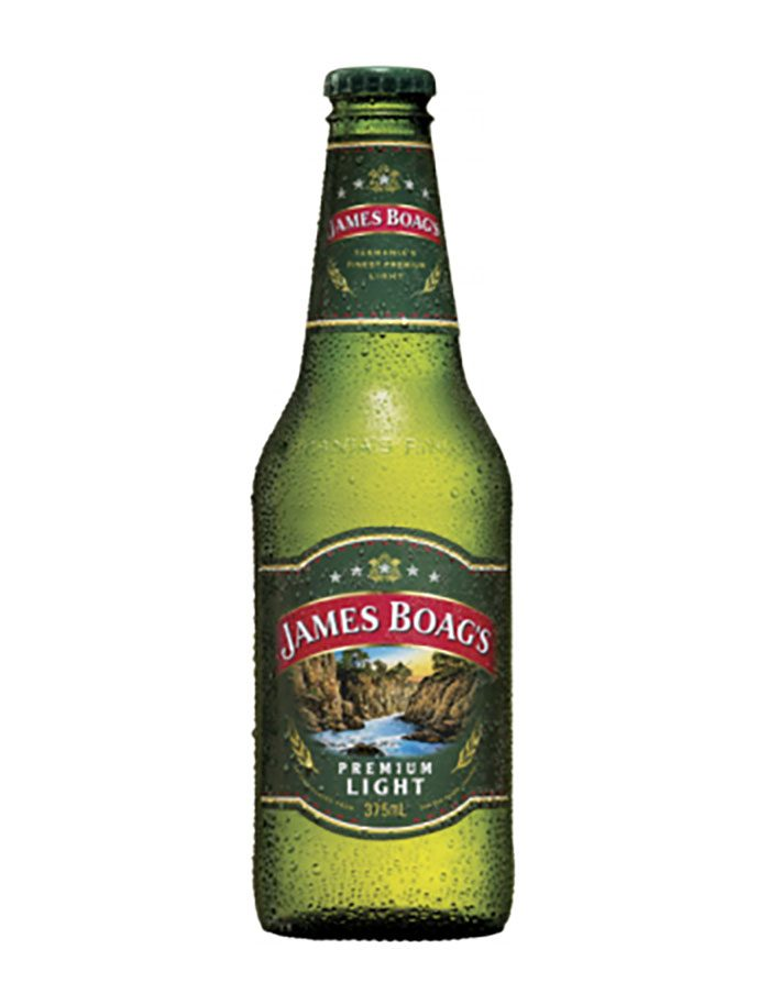 James Boag Premium Light 375ml x 24