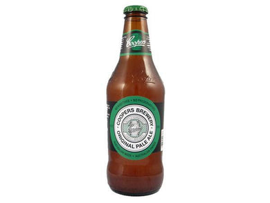 Coopers Pale Ale Stubbies 375ml x 24
