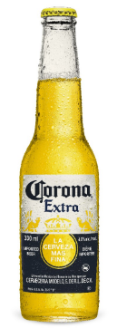 Corona Extra Beer Bottles 355mL Case