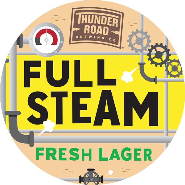 Full Steam - 50L Keg