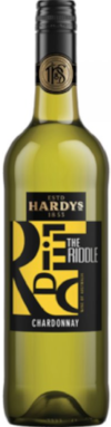 Hardys The Riddle Chardonnay (12 bottles) - ON PREMISE EXCLUSIVELY