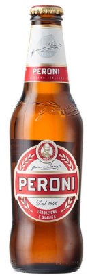 Peroni Red Lager Bottles 330mL Case