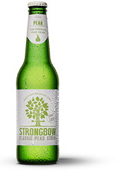 Strongbow Pear Cider 355ml x 24