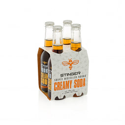 Stinger Creamy Soda Vodka 275ml x 24