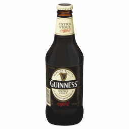 Guinness Ex Stout Stubbies 375ml X 24