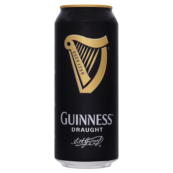 Guinness Draught Cans 440ml X 24