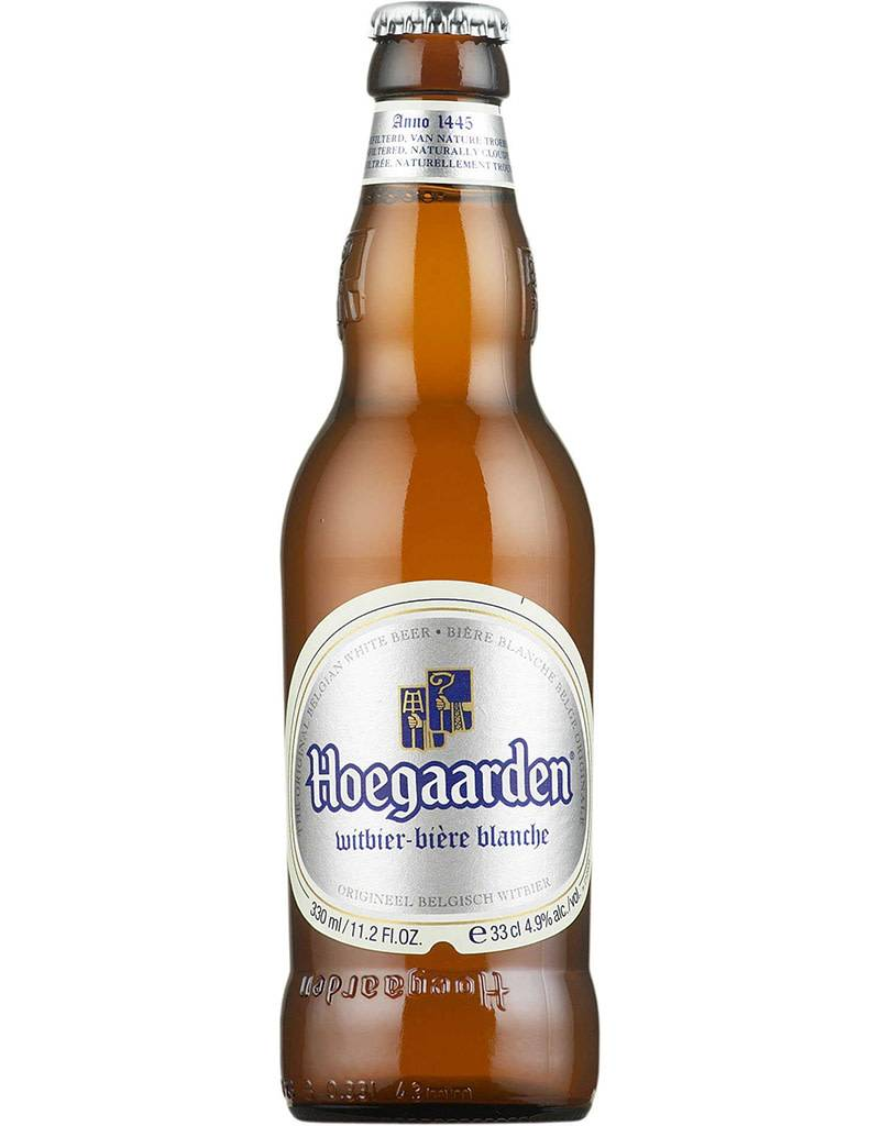 Hoegaarden White Beer 330ml x 24