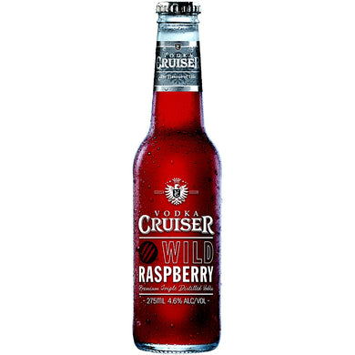 Cruiser Wild Raspberry 275ml x 24