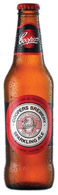 Coopers Sparkling Ale Stubbies 375ml x 24