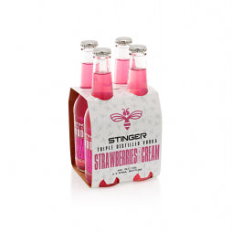 Stinger Strawberry & Cream Vodka 275ml x 24