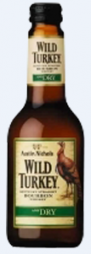 Wild Turkey & Dry Stubbies 340ml x 24