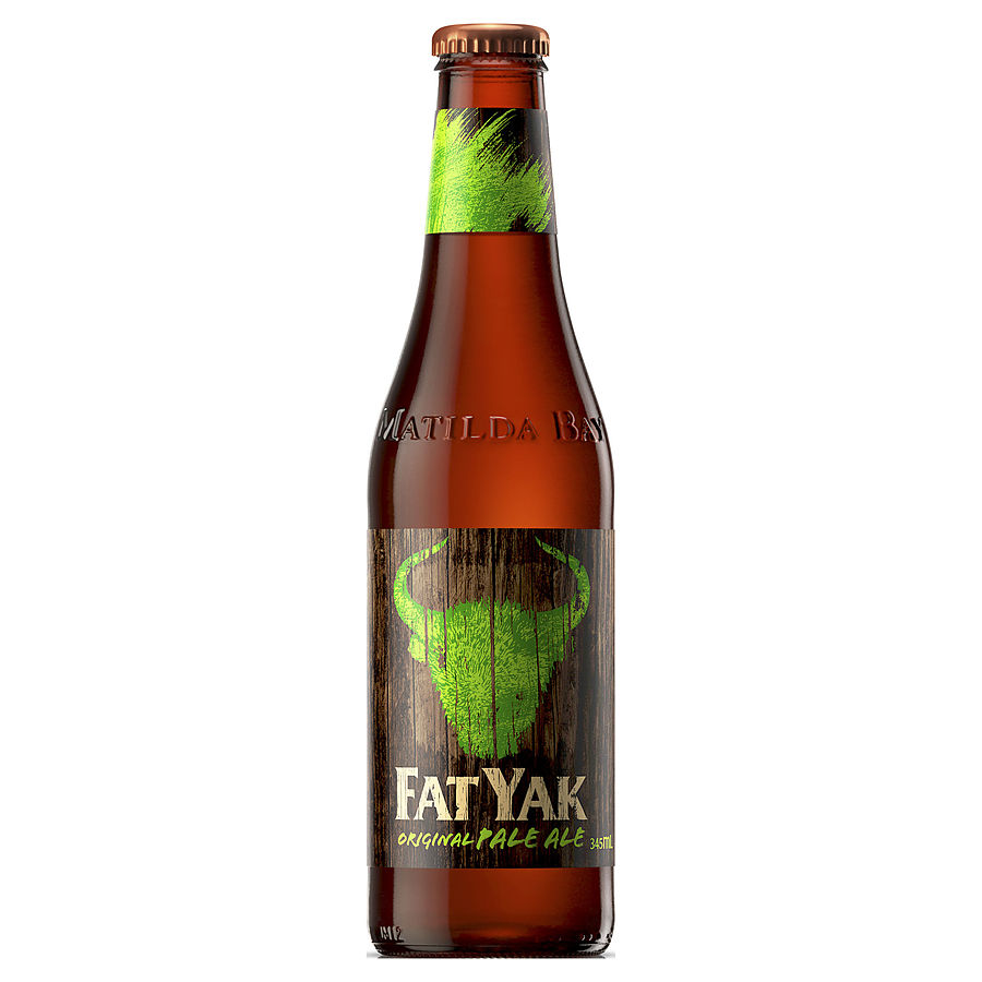 Matilda Bay Fat Yak Pale Ale 345ml X 24