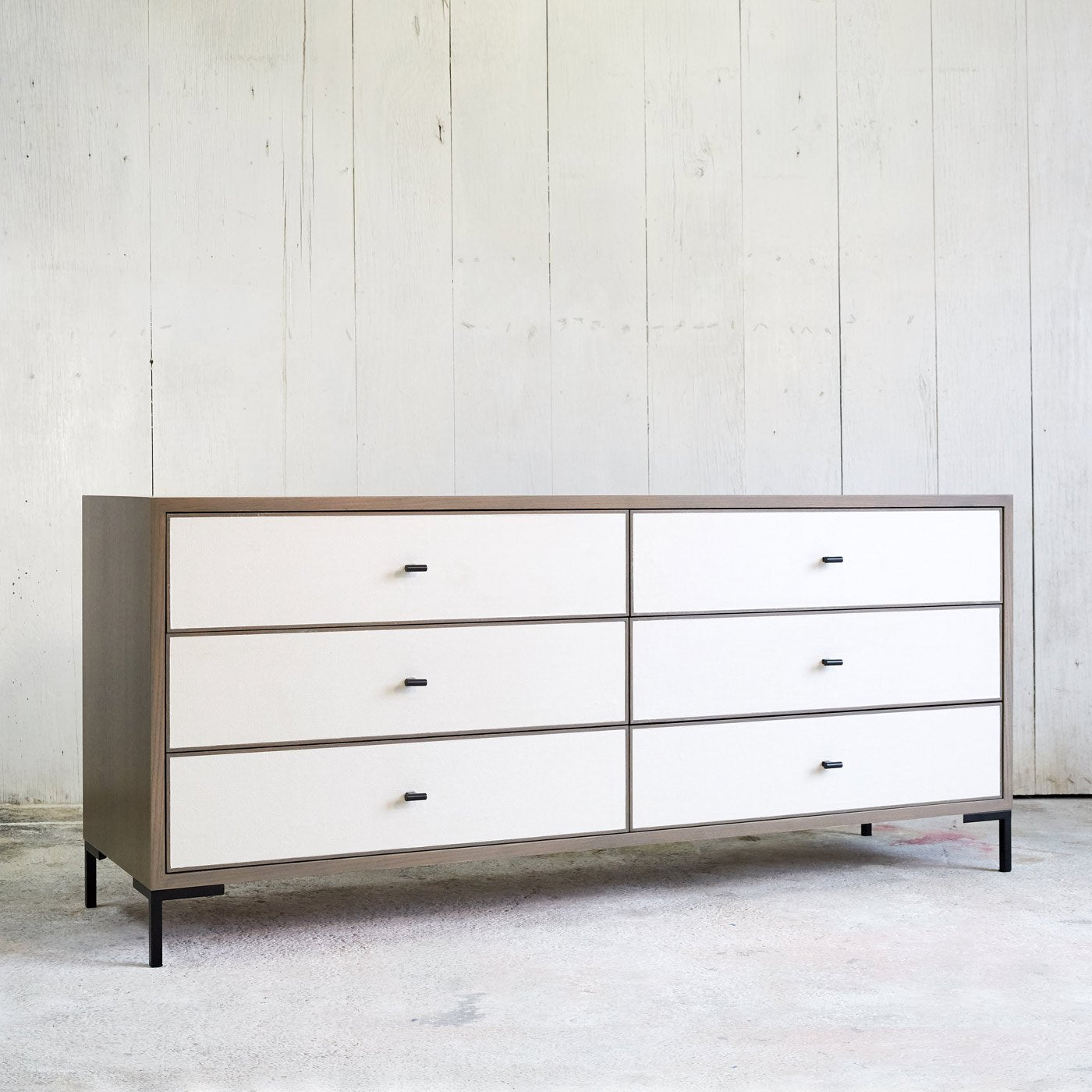 JASON 6-DRAWER DRESSER