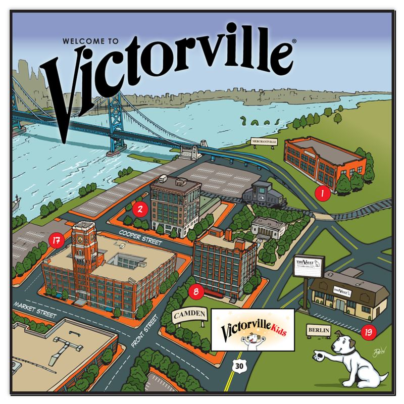 Victorville® Children's Playmat/Rug (Little Nipper® Collection)