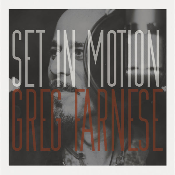 "Set In Motion by Greg Farnese (Vinyl 12"" Record)"